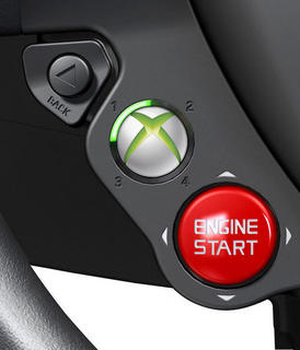Ferrari 458 Italia Racing Wheel for Xbox 360_ボタン.jpg